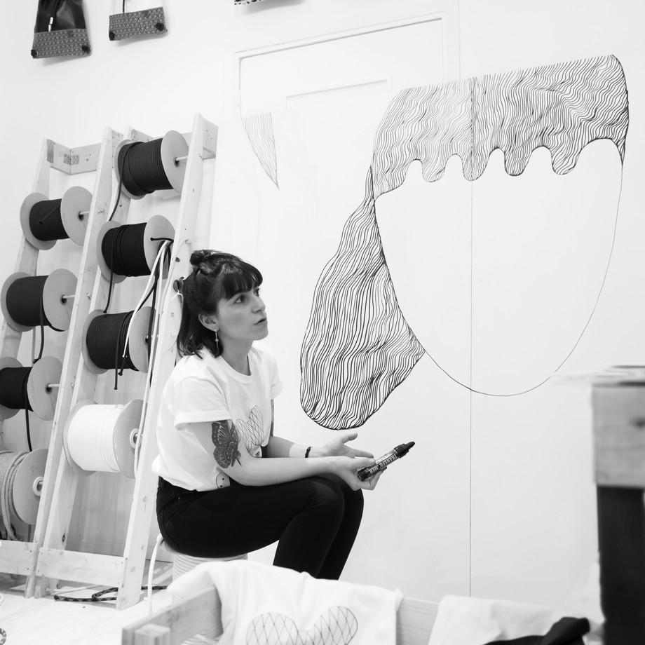 Una conversazione con Alessandra Pulixi, la carismatica illustratrice sarda / A conversation with Al