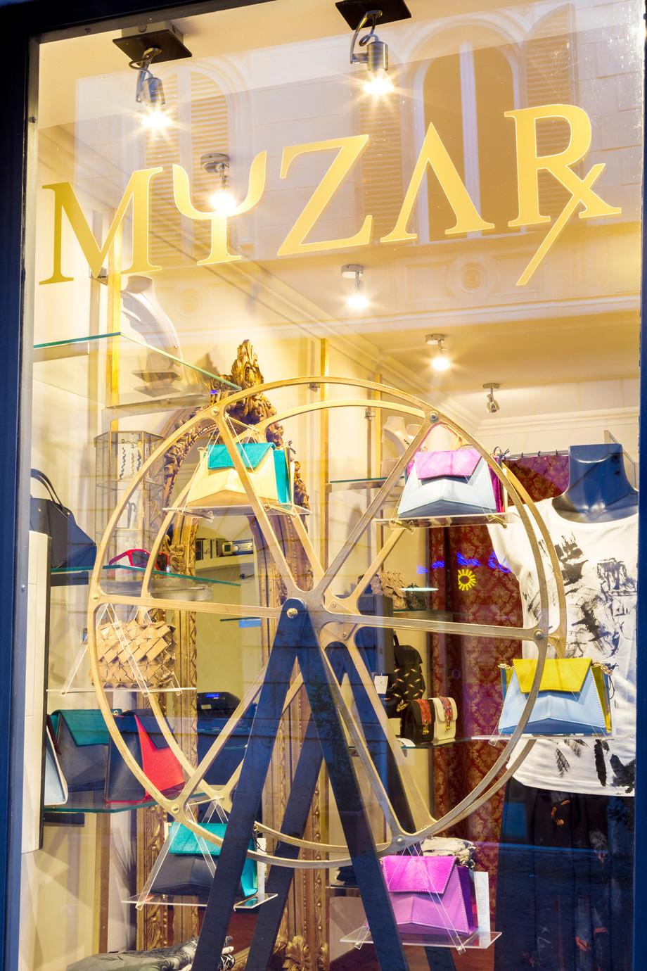 Myzar Concept Store: come Gabriele Girolamini esalta le eccellenze del Made in Italy / Myzar Concept