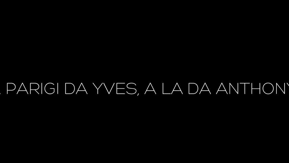 Cosa insegna una visita al Musée Yves Saint Laurent di Parigi: un giorno con Yves e Anthony / What t