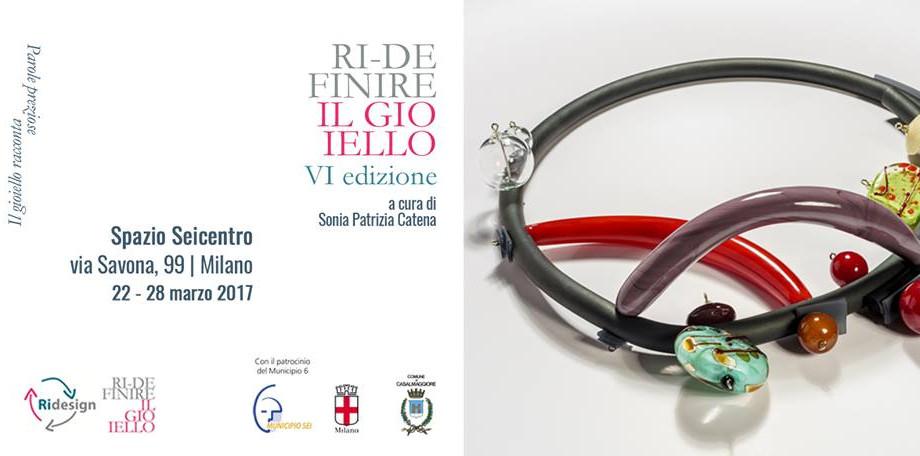 """""""Ridefinire il gioiello"""" e la mostra su Carlo Zini: marzo si chiude con il gioiello contemporaneo /"""