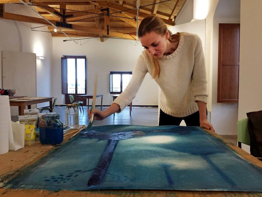 Maddalena Gerli racconta le sue illustrazioni tra armonia, metodo e Greta Thunberg