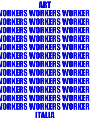 AWI-Art Workers Italia lancia HYPERUNIONISATION, un network dedicato all'arte e ai suoi protagonisti