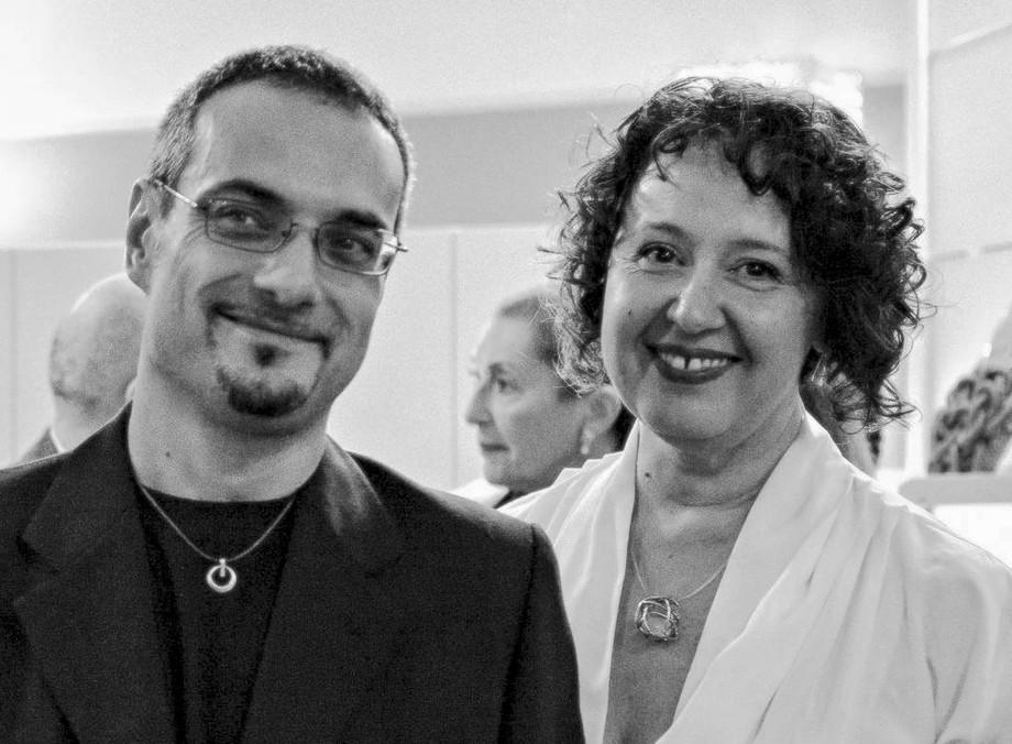 Gioielli, dialogo e cultura: una conversazione con Marco Rossini e Marina Chiocchetta di Galleria Ro