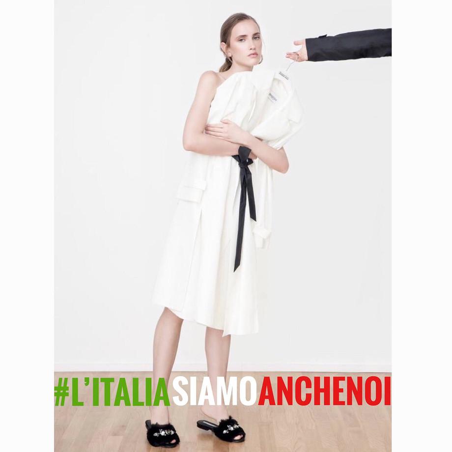 L'Italia è anche loro: il presente e il futuro della moda indipendente / They are also Italy: the pr
