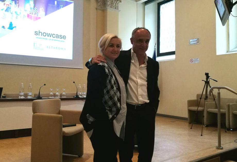 Showcase: AltaRoma e Agenzia Ice a favore dei talenti del Made in Italy / Showcase: AltaRoma and Ice