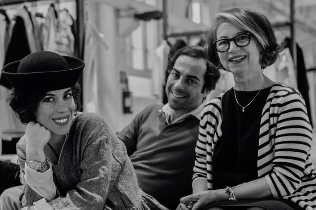 Asciari Milano, uno stile di vita: una conversazione con Federica Mazzettini / Asciari Milano, a lif