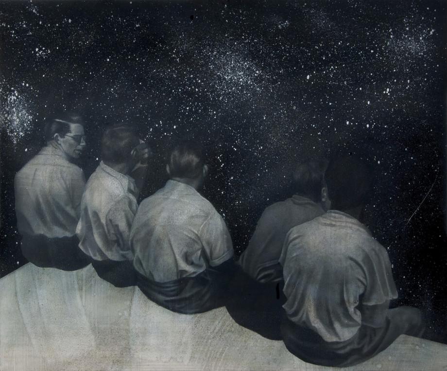 Cerchiamo il nostro immaginario con la pittura di Giuseppe Vassallo
