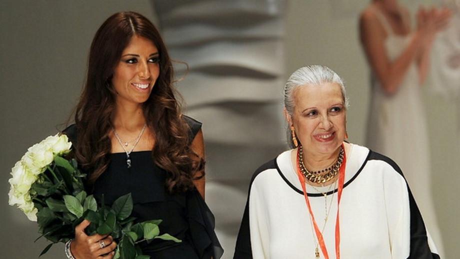 """È morta Laura Biagiotti, la """"regina del cashmere"""" / Laura Biagiotti, the """"cashmere queen"""", is d"""