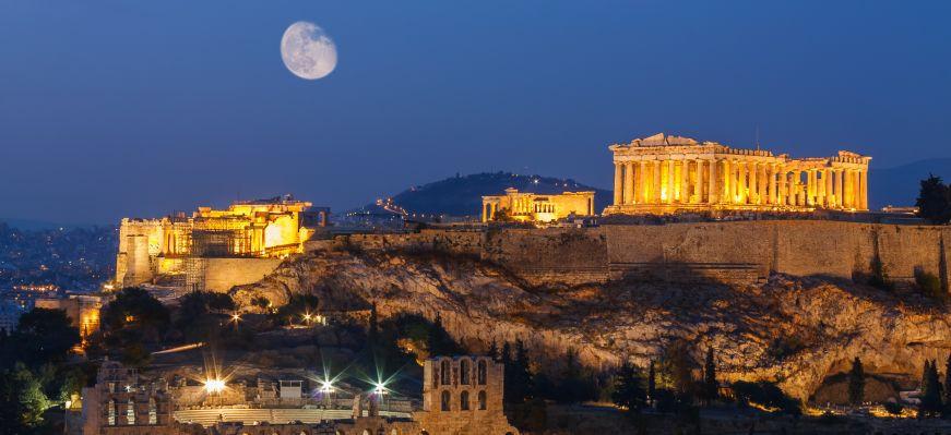 Atene rifiuta i soldi di Gucci e dice no alla sfilata nell'Acropoli / Athens refuses money from Gucc
