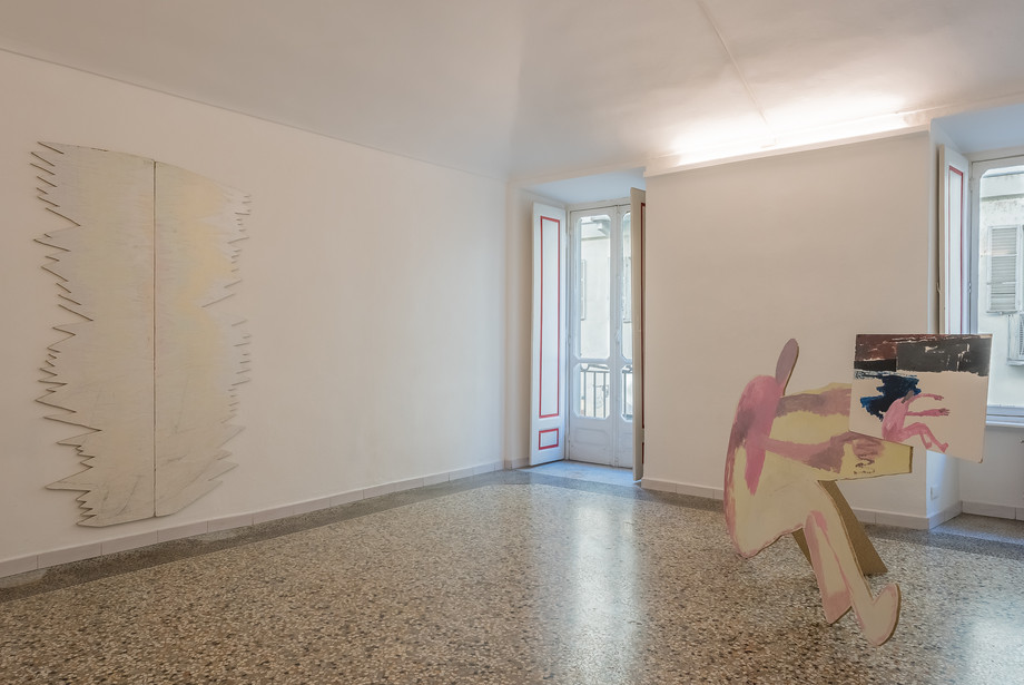 Estetica è studio progettuale: Andrea Barzaghi in mostra a Torino