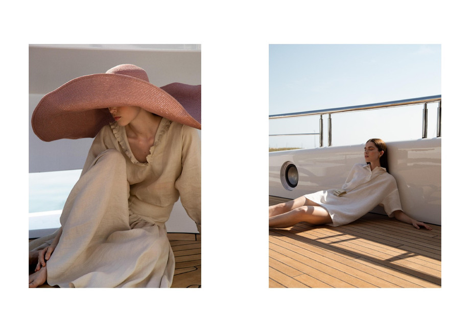 "È ""Mediterranea"" la collezione primavera-estate 2021 di Caftanii Firenze"