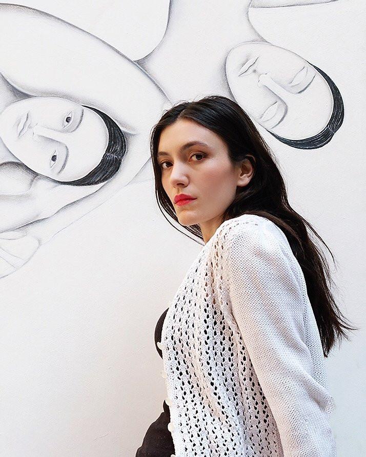 Sofia Cacciapaglia e la pittura dell'istinto