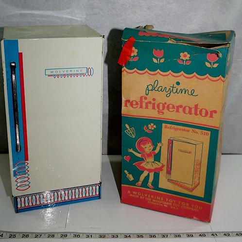 Wolverine Refrigerator Toy In Original Box