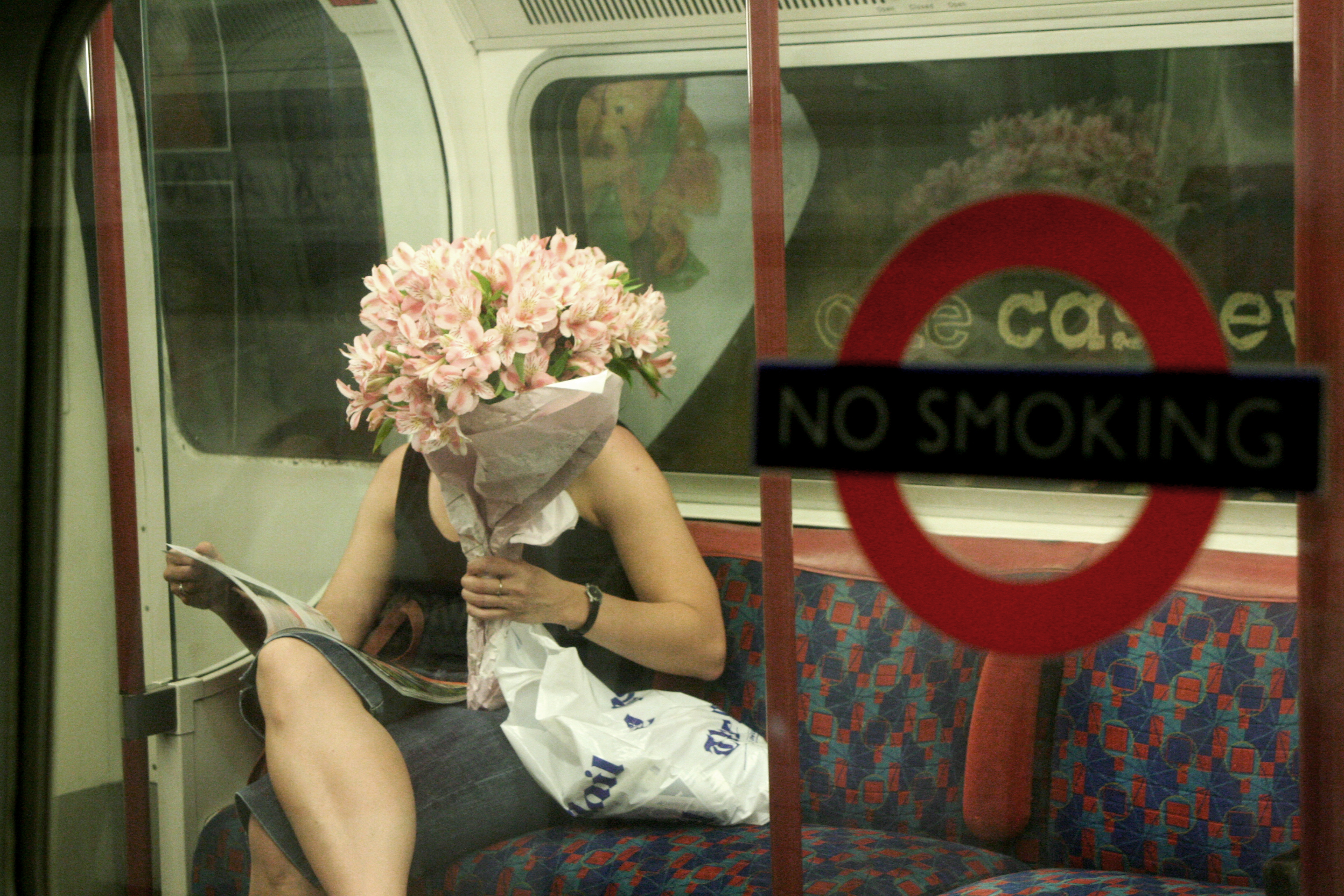 No smoking, London