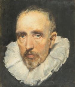 Portrait of Cornelius van der Geest