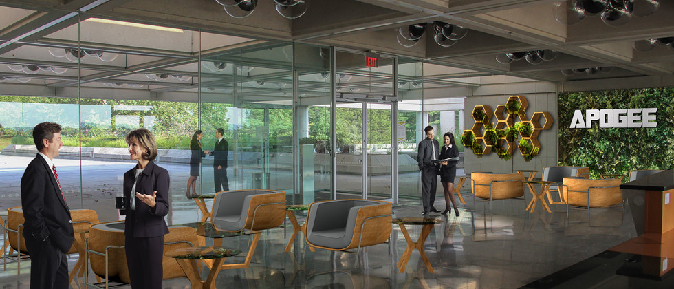 AUGER INDUSTRIES LOBBY