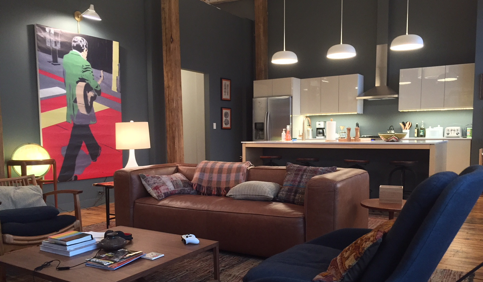 Jack's Apartment