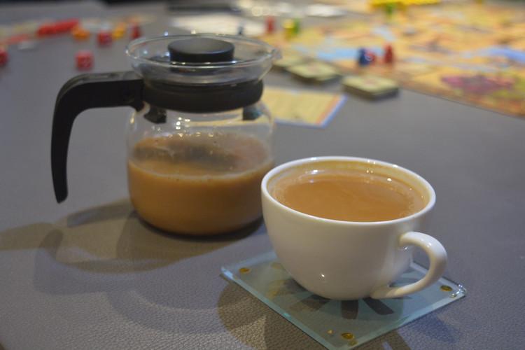 Sumptuous tea