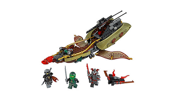 Ninjago Destiny Shadow