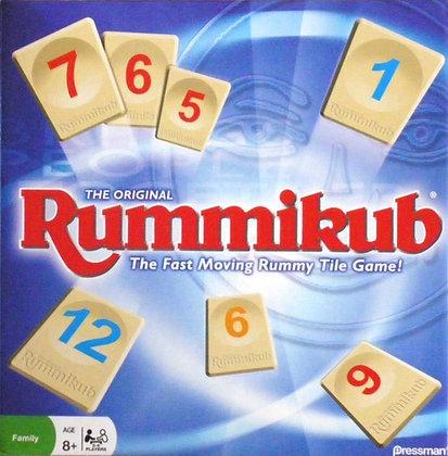 Rummikub Numbers