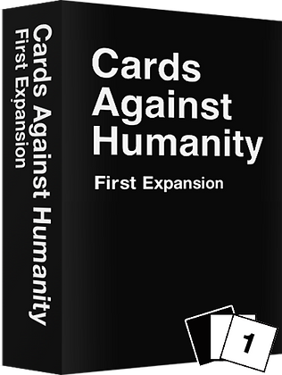 Cards Against Humanity Expansion (1-6)