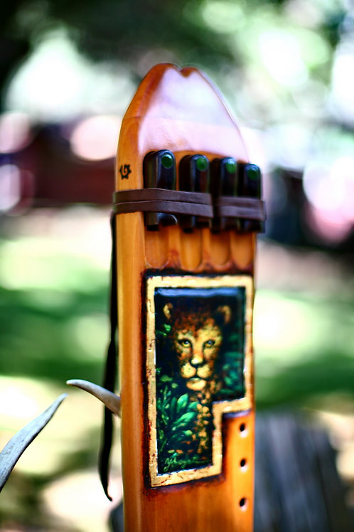 Teotihuacan Triple Flute