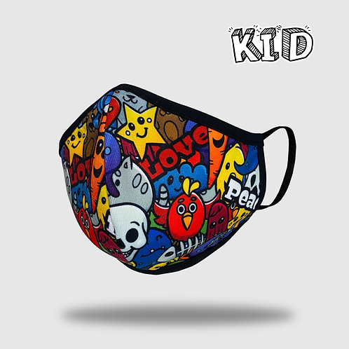 CUSTOM Kid - Cartoon