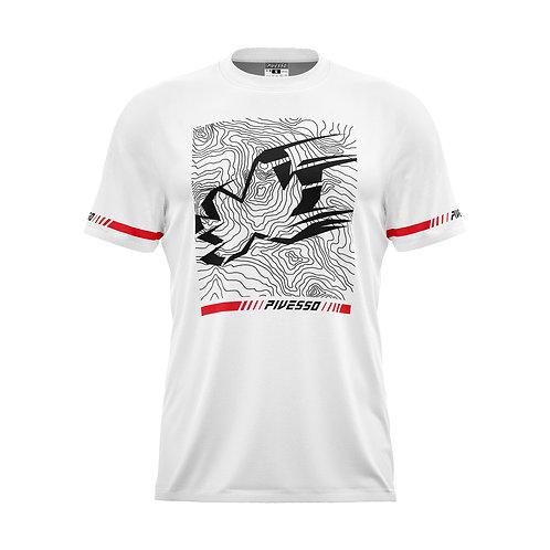 T-Shirt C1 - Topographic 01