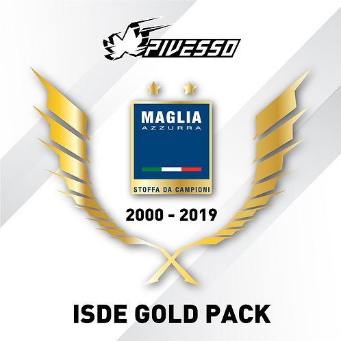 ISDE GOLD PACK