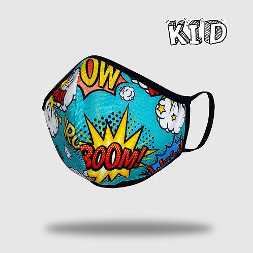 CUSTOM Kid - Comics