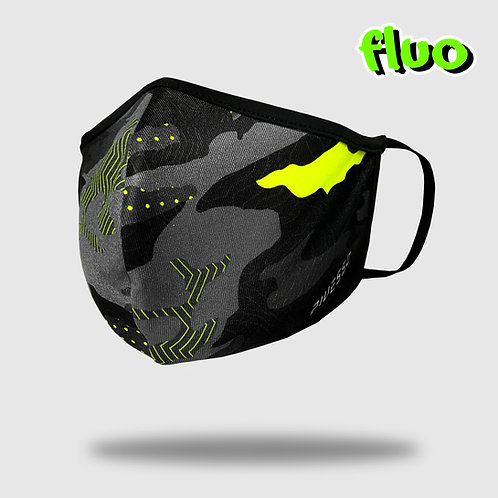 CUSTOM - Cammo Fluo