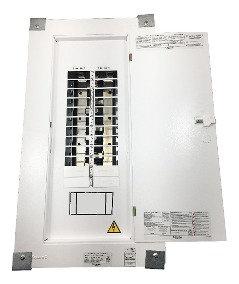 Tablero Trifásico 240 V 24 circuitos NTQT 200 A - Con espacio para Totalizador