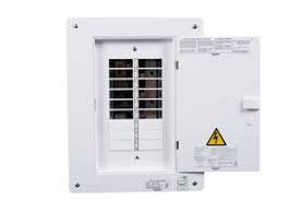 Tablero Bifásico 240 V 18 circuitos TQ CP125A ZA000611054