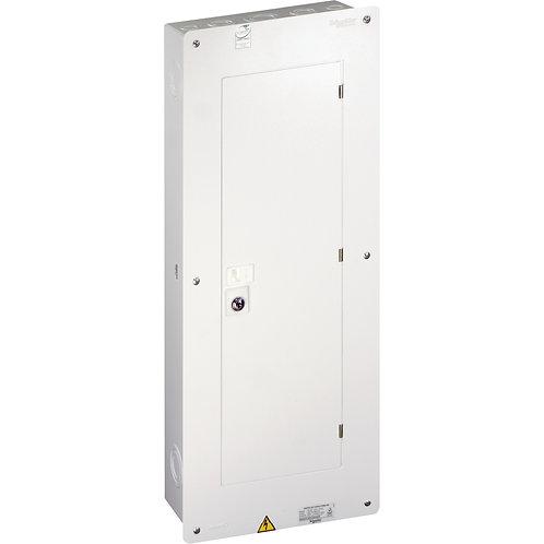 Tablero Trifásico 240 V 12 circuitos NTQT 200 A - Con espacio para Totalizador