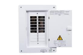 Tablero Bifásico 240 V 18 circuitos TQ SP125A ZA000611045