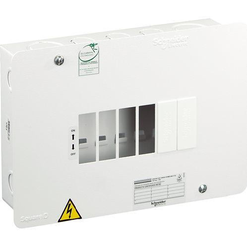 Tablero Monofásico 120 V 6 circuitos VTQ 75 A ZA000611015