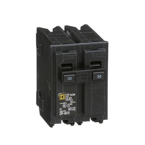 MINIATURE CIRCUIT BREAKER 120 / 240V 30A HOM230