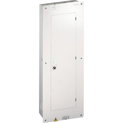 Tablero Trifásico 240 V 18 circuitos NTQT 200 A - Con espacio para Totalizador