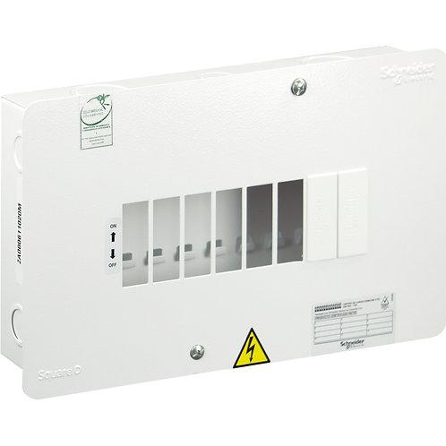 Tablero Bifásico 240 V 8 circuitos VTQ 75 A ZA000611020M