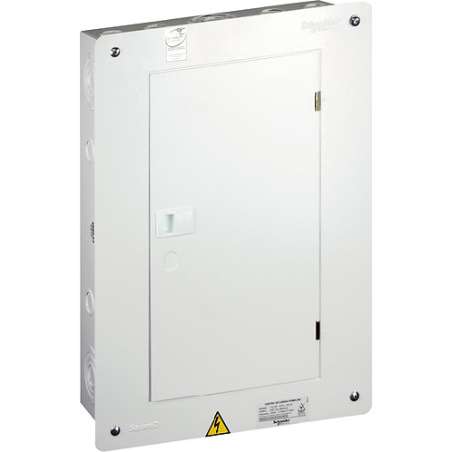 Tablero Trifásico 240 V 12 circuitos NTQ 200 A - Sin espacio para Totalizador