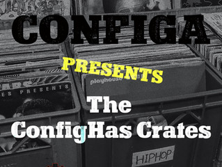 Configa 'The ConfigHas Crates' LP