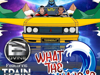 "B.Dvine Ft. T-Pain & D-Rage ""What The Wave Is"""