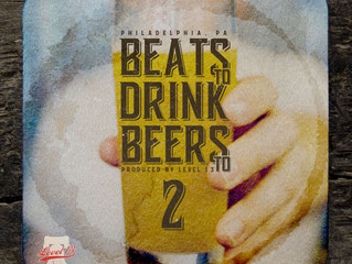 Producer to the Stars, Level 13 Releases 'Beats To Drink Beers To' Vol2