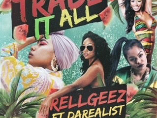 """Philly's Rell Geez Drops """"Trade It All"""" (Single)"""
