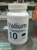 Diazepam/ Valium Tablets
