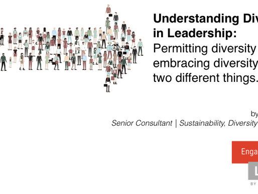 Understanding Diversity in Leadership