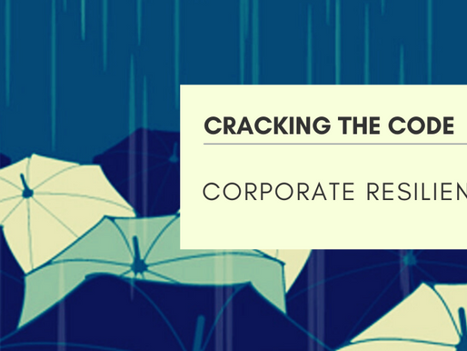 Cracking The Code to Corporate Resilience