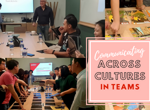 Communicating Across Cultures in Teams