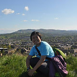 On Arthur's Seat - Michelle Ow.jpg