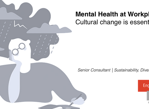 Empowering Mental Health as a Culture at the Workplace